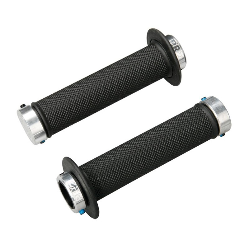 Prto Radix BMX grip, double lock ring with closed end