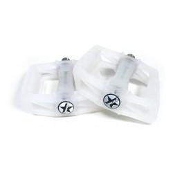 S* plastic pedals UV 9/16...