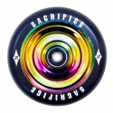 Sacrifice Wheels Oil Slick (w/ Bearings) Neo Chrome 110mm