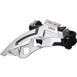Shimano FD-M770 XT front derailleur ATB dual-pull top-swing multi-fit
