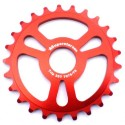 Super S* trip thick sprocket 25t Red