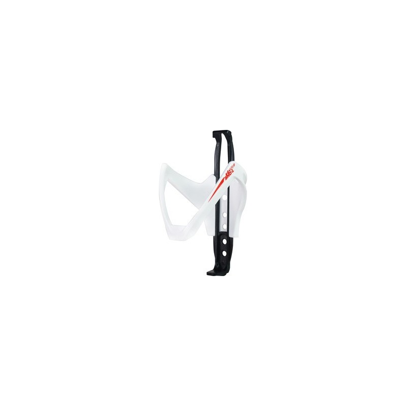 T-ONE Up2U Bottle Cage: White