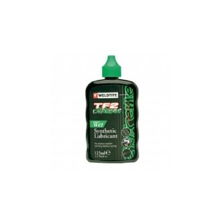 Weldtite TF2 Extreme Wet Lube Synthetic 125ml Bottle