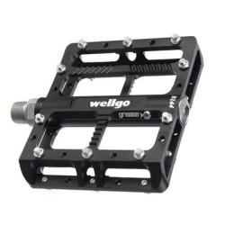 Wellgo - B144 Black Pedals