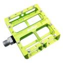 Wellgo - B144 Green Pedals