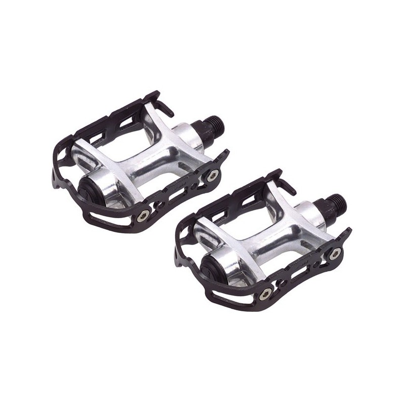 Wellgo - LU888 Quil Pedals Black