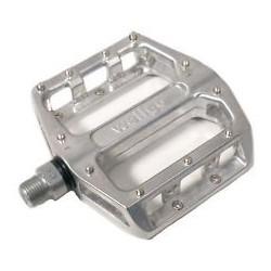 Wellgo - LU987B Silver Pedals