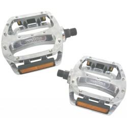 Wellgo - LU987U Silver Pedals