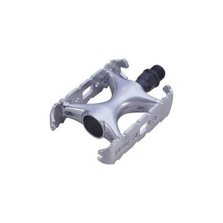 Wellgo LU962 Pedals Silver