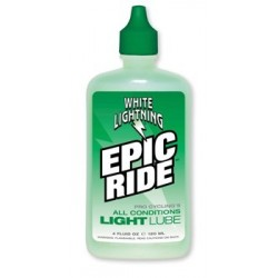 WHITE LIGHTNING EPIC ALL CONDITION LUBE 4oz BOTTLE (120ml)