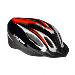 Lazer Compact sport black / red medium helmet