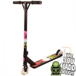 MADD NUKED PRO SCOOTER - BLACK