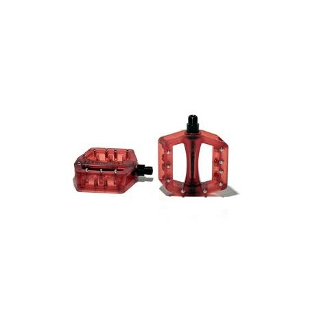 Daily Grind Pedal Red