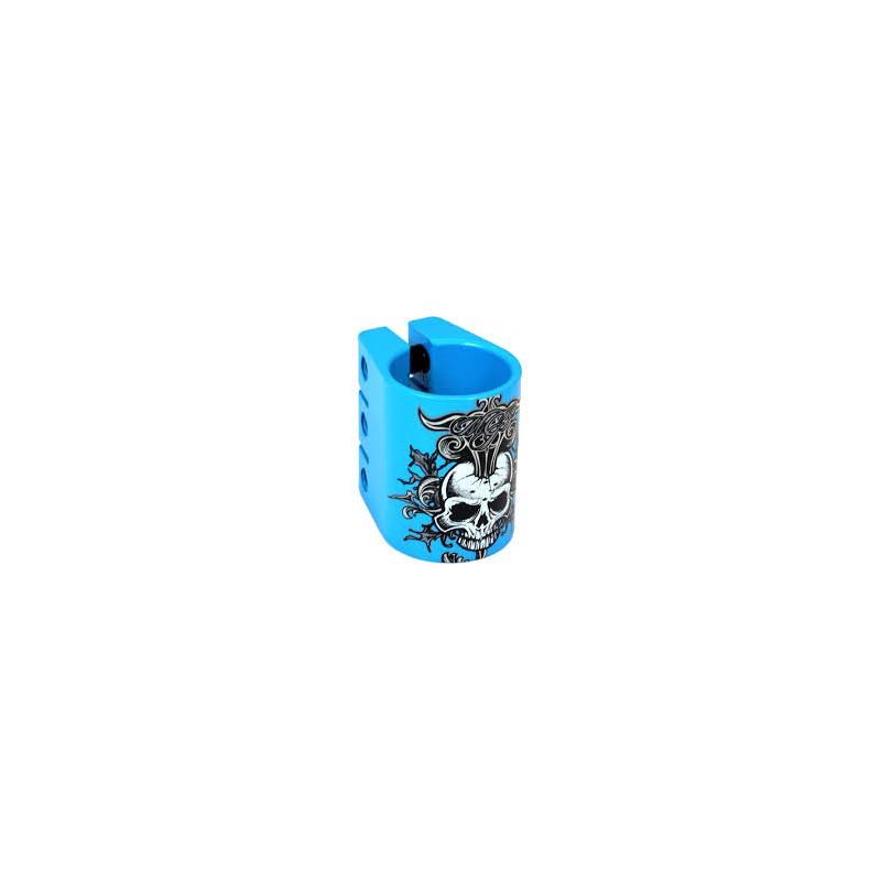 MGP Headache Triple Collar Clamp - Blue