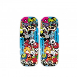 Rie:sel Fork Leg Protector  Stickerbomb