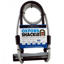 Oxford Shackle 12 Duo - 180 x 320cm - 1.2m x 12mm Cable