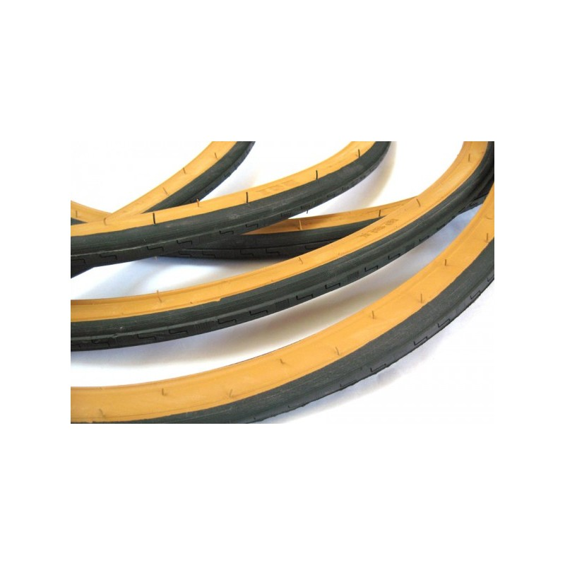27 x 1 1/4 (32-630) Tyre - Amber Wall