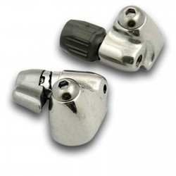 Shimano SM-ST74 outer down tube cable stops assembly for steel frames