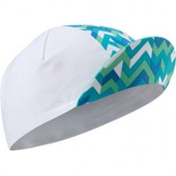 Madison Sportive poly cotton cap blue chevrons one size