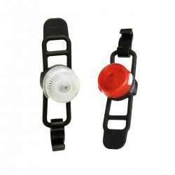 Cateye LOOP 2 FRONT/REAR SET RC RECHARGEABLE