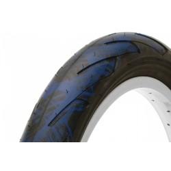 "Stranger Haze tyre Blue splash with black sidewall 2.40"""