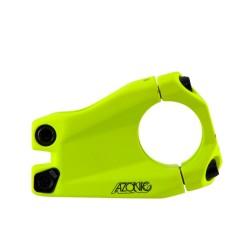 Azonic Baretta Evo Stem 31.8mm x 40mm Yellow
