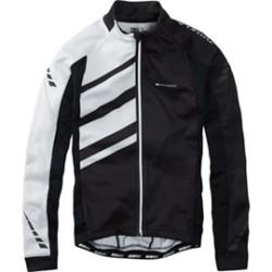 Madison Sportive Race men's long sleeve thermal roubaix jersey black medium