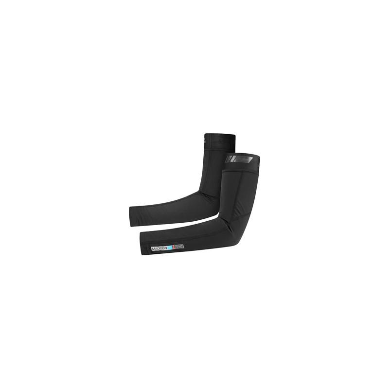 Madison RoadRace Optimus Softshell arm warmers black