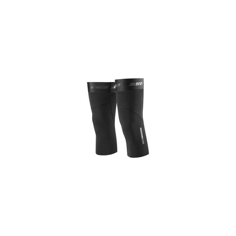 Madison RoadRace Optimus Softshell knee warmers black