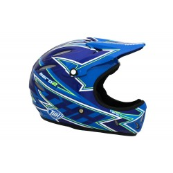 THH AERO2 HELMET BLUE / AQUA YOUTH