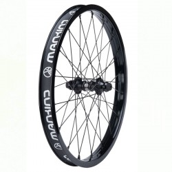 Mankind Vision Front Wheel 36H Oil Slick