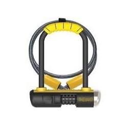 OnGuard Bulldog Combo DT 8012C U-Lock