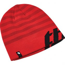 Thor Rutts skullcap beanie red / black