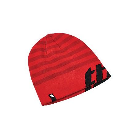 Thor Rutts skullcap beanie red / black