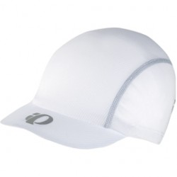 Pearl Izumi Unisex Transfer Cycling cap, white, one-size