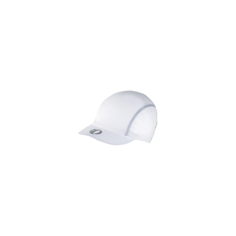 Pearl Izumi Unisex Transfer Cycling cap, white, one-size