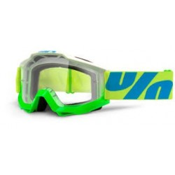 100% Accuri Goggles Barracuda Clear Lens